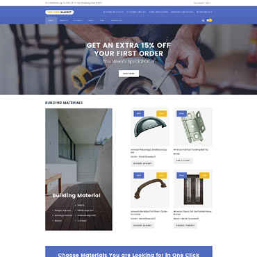 Website Template № 64828