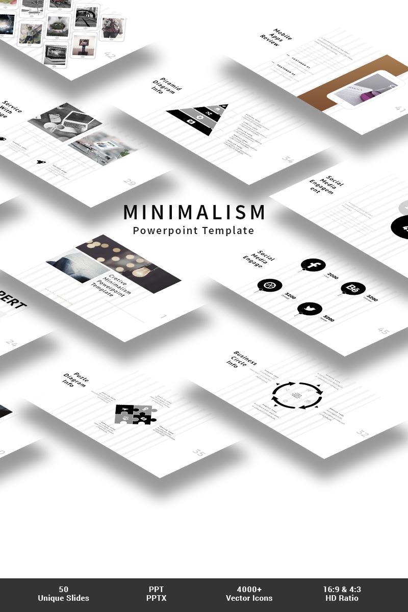 Minimalism PowerPoint Template