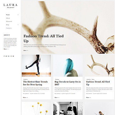 Website Template № 64847