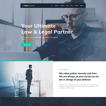 Website Template № 64848