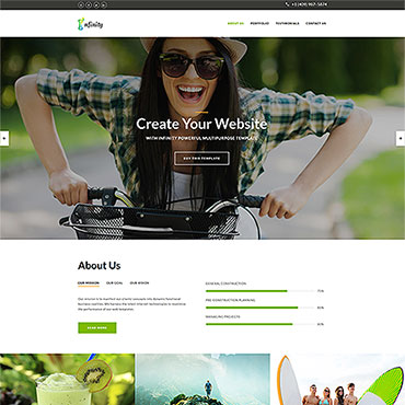 Website Template № 64891