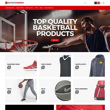 Website Template № 64903