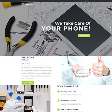 Website Template № 64920