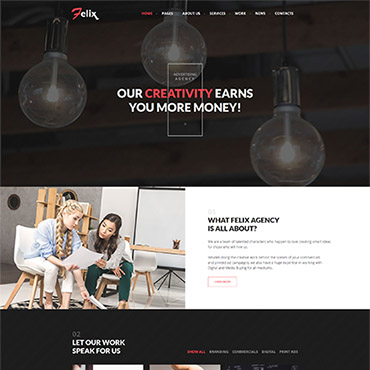 Website Template № 64921