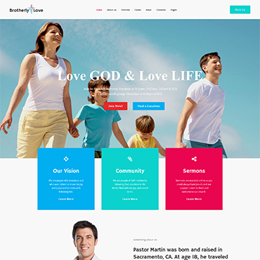Website Template № 64932