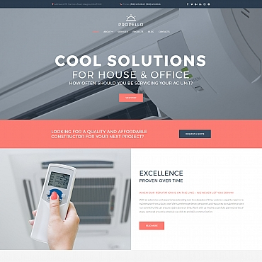 Website Template № 64975