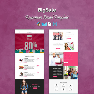 Website Template № 64984