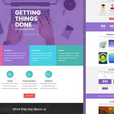 Website Template № 64989