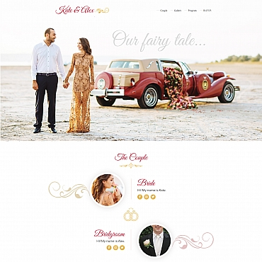Website Template № 65021
