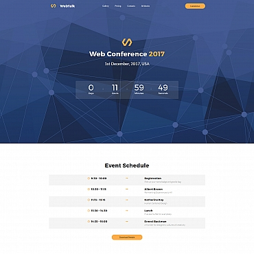 Website Template № 65032