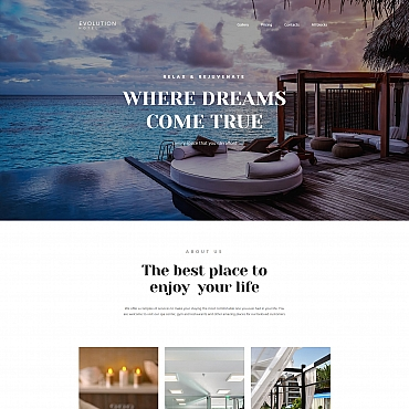 Website Template № 65036