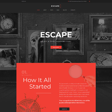Website Template № 65048