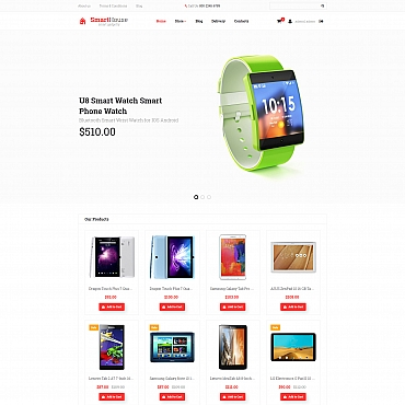 Website Template № 65056