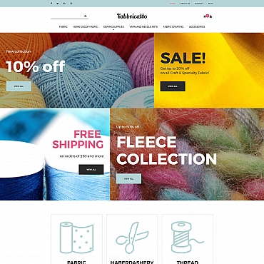 Template MotoCMS Ecommerce Templates #65068