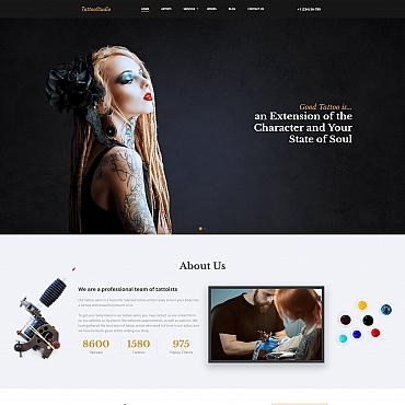 Website Template № 65078