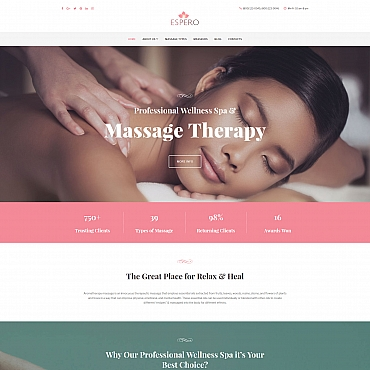 Website Template № 65079