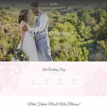 Website Template № 65097