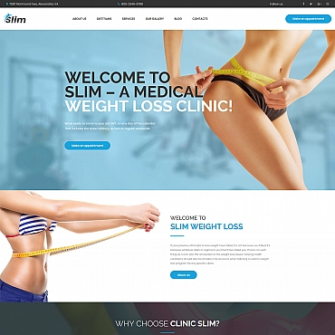 Website Template № 65098