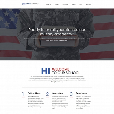 Website Template № 65099