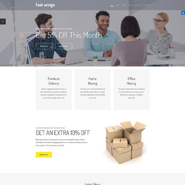 Website Template № 65104