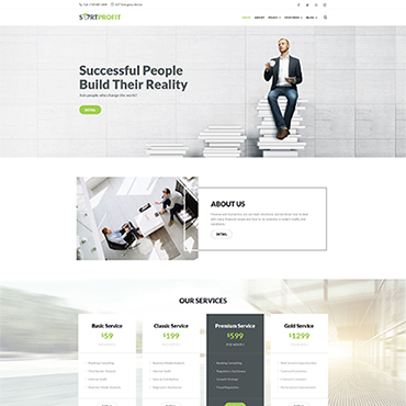 Website Template № 65113