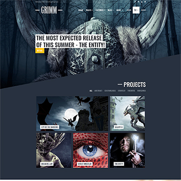 Website Template № 65114