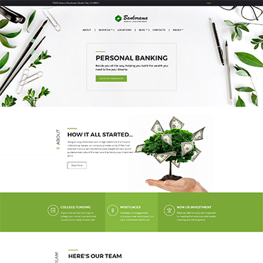 Website Template № 65141