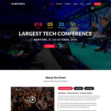 Website Template № 65142