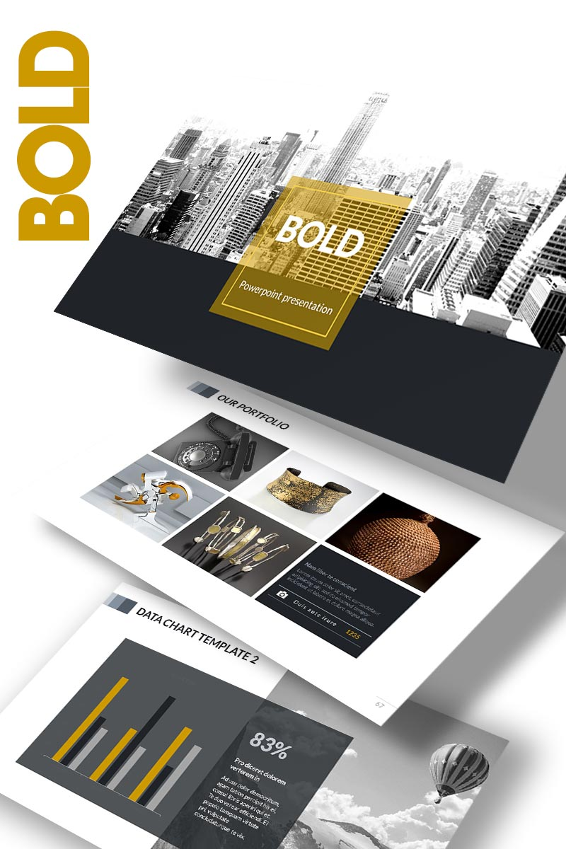 BOLD PowerPoint Template