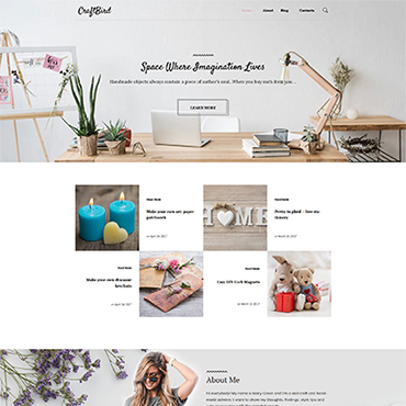 Website Template № 65154