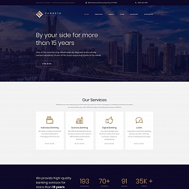Website Template № 65285