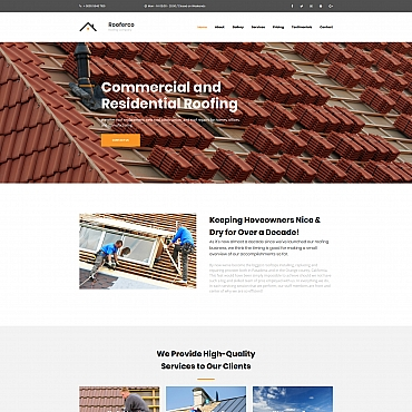 Website Template № 65286
