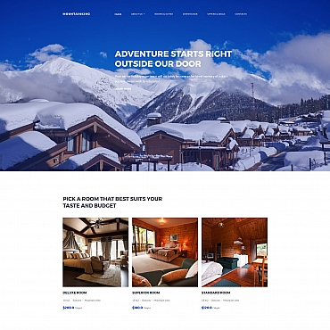 Website Template № 65287