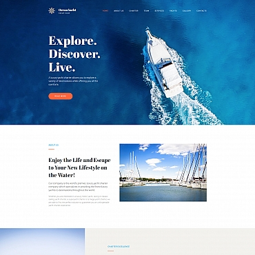 Website Template № 65290