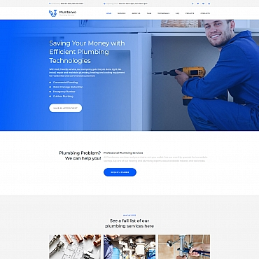 Website Template № 65292
