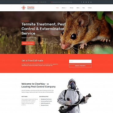 Website Template № 65294
