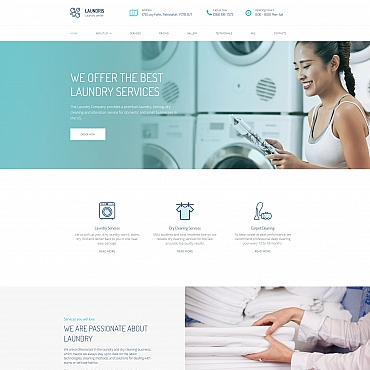Website Template № 65299