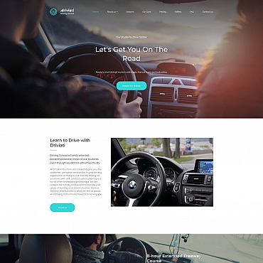 Website Template № 65300