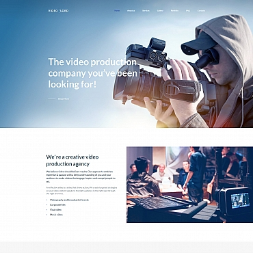 Website Template № 65302