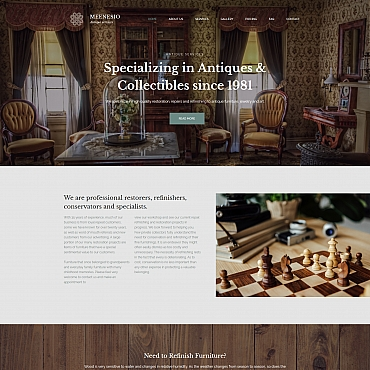 Website Template № 65303