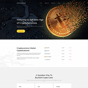 Website Template № 65308
