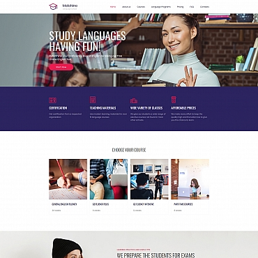 Website Template № 65310