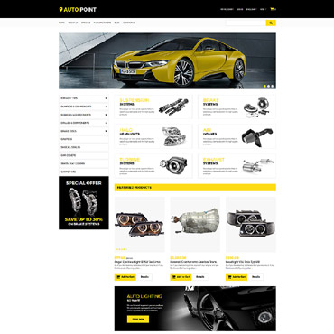 Website Template № 65320