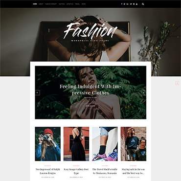 Website Template № 65365