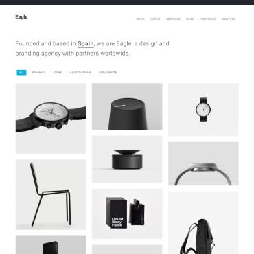 Website Template № 65413