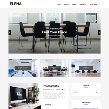Website Template № 65421