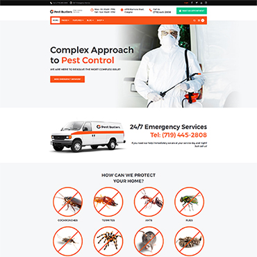 Website Template № 65455