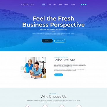 Website Template № 65555