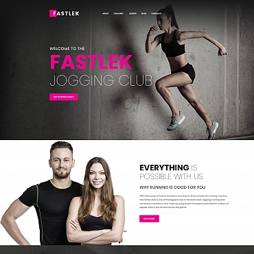 Website Template № 65559