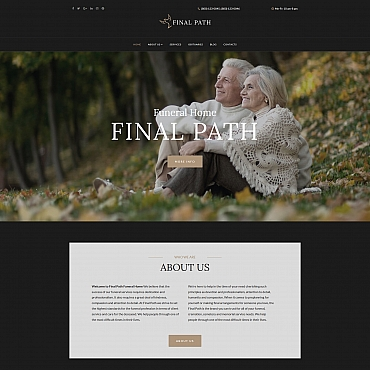 Website Template № 65561